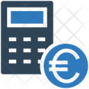 Business Financial Calculator Icon