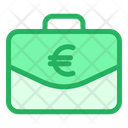 Euro Business Icon