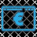 Euro Card Icon