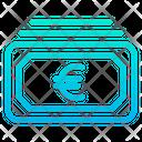 Cash Euro Money Icon
