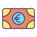 Mnote Euro Cash Money Icon