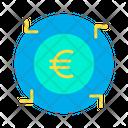 Euro chargeback Icon