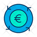 Euro Chargeback Chargeback Euro Icon