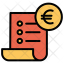 Euro Checkout Icon