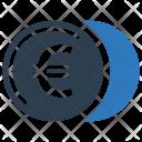 Coin Money Euro Icon
