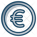 Euro Coin Currency Coin Icon