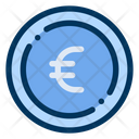 Euro Currency Money Icon