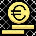 Euro Coin Money Cash Icon