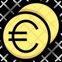 Euro Coin Euro Coin Icon