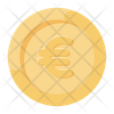 Euro Coin European Currency Currency Coin Icon