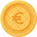 Euro Coin Coins Currency Icon