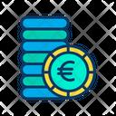 Euro Coins Euro Coin Euro Icon
