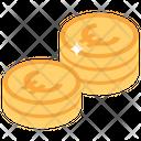 Euro Coins Icon