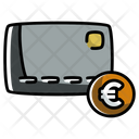 Euro Credit card Icon