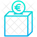 Euro Donation Icon
