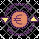 Meuro Exchange Euro Exchange Euro Icon