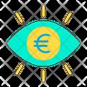 Euro Eye Euro Eye Icon