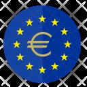 Flag Euro Europe Icon