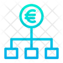 Euro Flow Icon