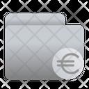 Euro Folder Icon