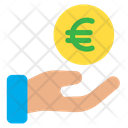 Funding Help Euro Icon