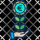 Euro Grow Euro Grow Icon