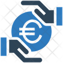 Euro Investment Safe Investment Euro Finance Icon