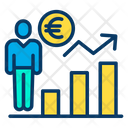 Euro Investor Analysis Icon