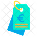 Euro Label Icon