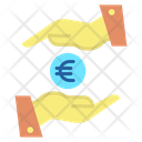 Mgive Loan Euro Loan Loan Icon