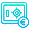Bank Locker Safe Locker Icon