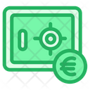Euro Locker Icon