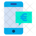Euro Message Icon
