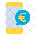 Mobile Device Online Payment Icon