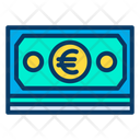 Money Currency Euro Icon