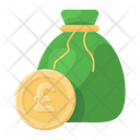 Money Bag Currency Sack Money Sack Icon