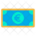 Euro Note Euro Cash Cash Icon