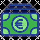 Euro Notes Icon