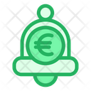 Finance Bell Notification Bell Icon