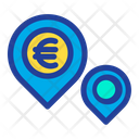 Map Navigation Bank Pointyer Bank Location Icon