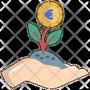 Euro Plant Icon