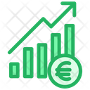 Report Analysis Growth Icon