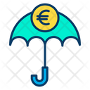 Euro Protect Money Protection Safety Icon