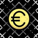 Euro Rotation Rotation Money Rotation Icon
