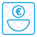 Euro Saving Icon