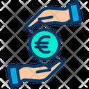 Euro Security Icon