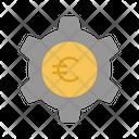 Euro Setting Icon