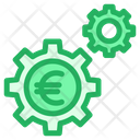 Euro Finance Finance Setting Icon