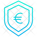 Euro shield Icon