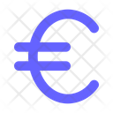 Euro Sign Money Currency Icon